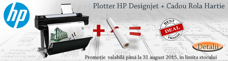 HP Hartie Plotter 5.08.2015