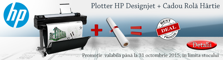 HP hartie Plotter 2.09.2015