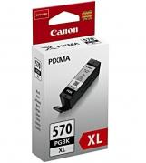 CARTUS BLACK PGI-570XLPGBK 22ML ORIGINAL CANON PIXMA MG6850