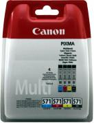 MULTIPACK CLI-571C/M/Y/BK 4X7ML ORIGINAL CANON PIXMA MG6850