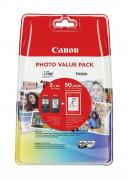 VALUE PACK PG-540XL/CL-541XL (HARTIE FOTO GP-501 50 coli) ORIGINAL CANON MG2150