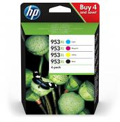 COMBO PACK NR.953XL 3HZ52AE CMYK ORIGINAL HP OFFICEJET PRO 8210