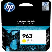 CARTUS YELLOW NR.963 3JA25AE ORIGINAL HP OFFICEJET PRO 9010