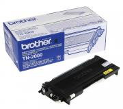 CARTUS TONER BLACK TN2000 2,5K ORIGINAL BROTHER HL-2070N